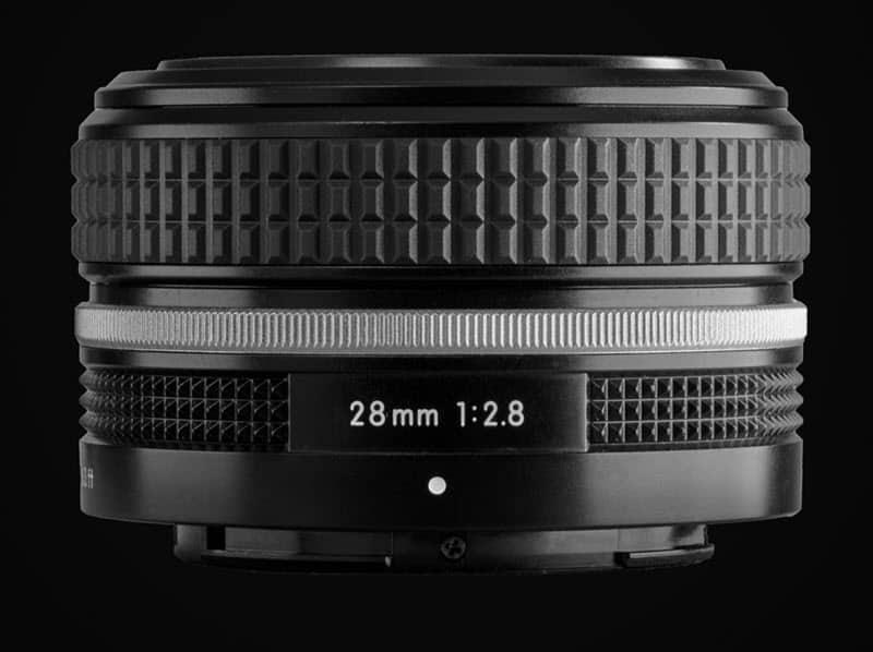 NIKKOR Z 28 mm f/2.8