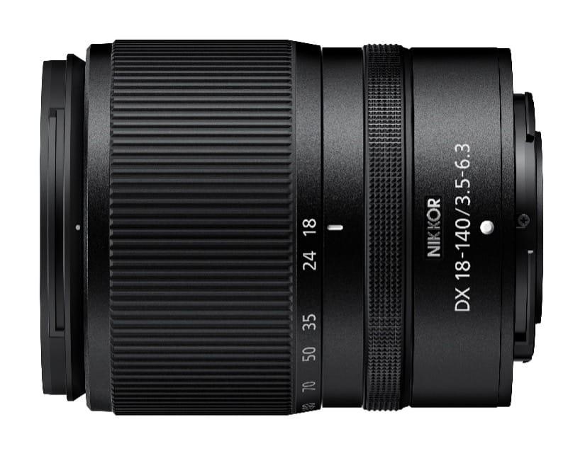 NIKKOR Z DX 18-140 mm f/3.5-6.3 VR