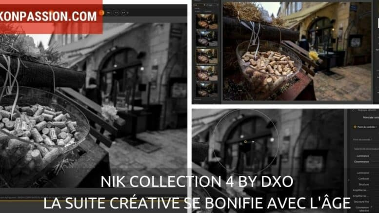 Nik Collection 4 by DxO : la suite créative se bonifie avec l'âge