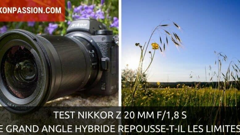 Test NIKKOR Z 20 mm f/1,8 S