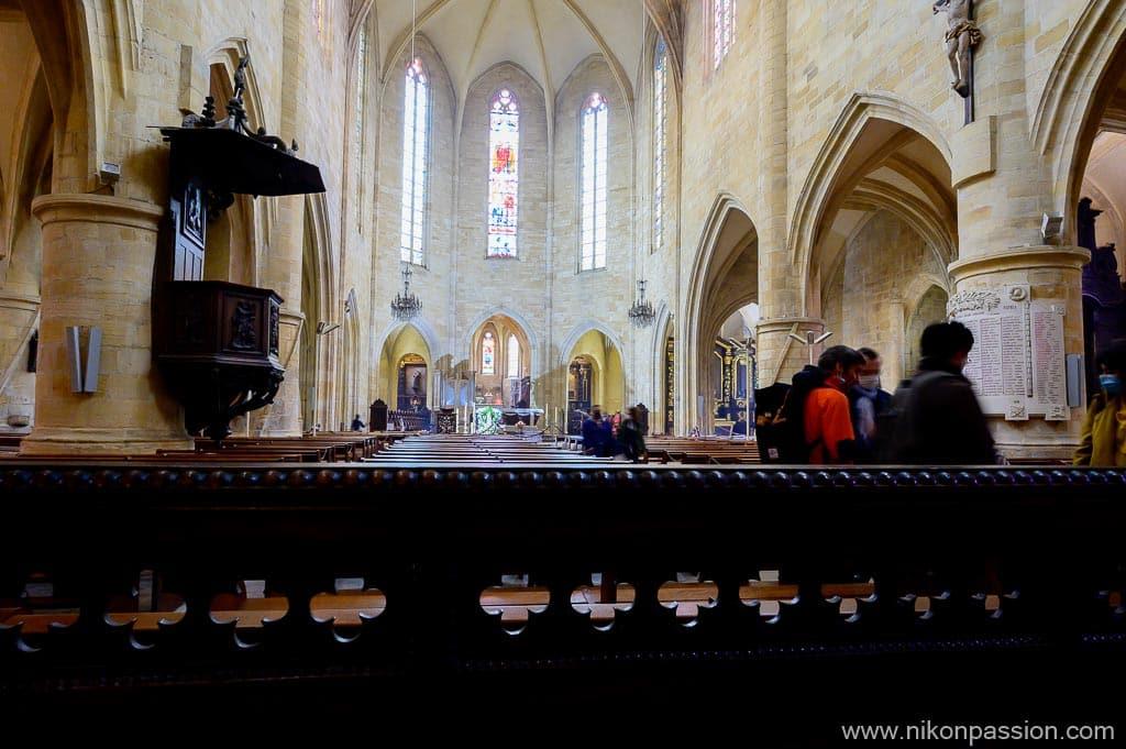 Photo d'église en intérieur Nikon Z