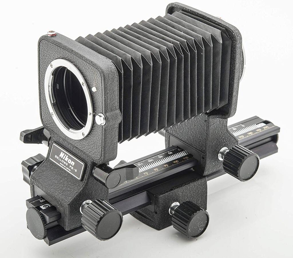 Macrophotographie - Soufflet Nikon PB-6
