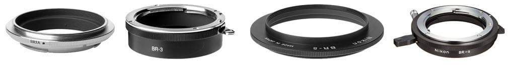 Macrophotographie - Les bagues de conversion et compléments macro Nikon