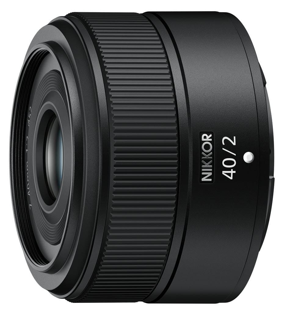 NIKKOR Z 40 mm f/2