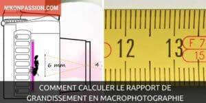 Guide complet de la macrophotographie, comment faire, matériel, calculs
